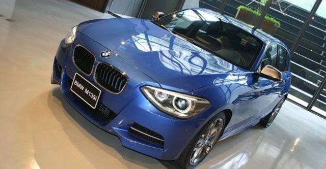 2012 BMW 1-Series M135i  第2張相片