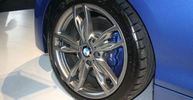 2012 BMW 1-Series M135i  第7張相片