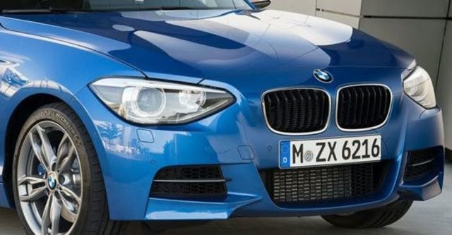 2012 BMW 1-Series M135i  第9張相片