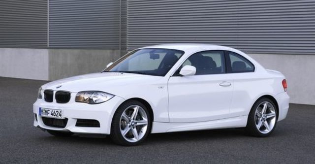 2012 BMW 1-Series Coupe 135i  第1張相片