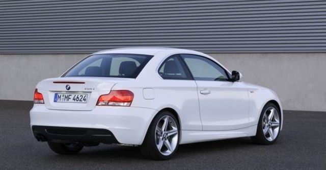 2012 BMW 1-Series Coupe 135i  第3張相片