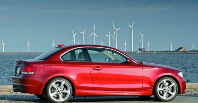 2012 BMW 1-Series Coupe 135i  第11張相片