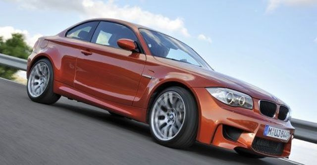 2012 BMW 1-Series Coupe 1M  第1張相片