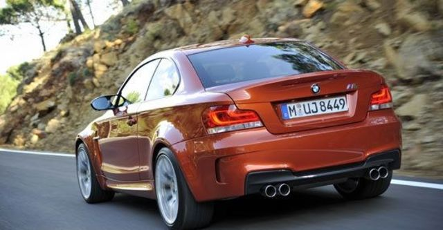 2012 BMW 1-Series Coupe 1M  第3張相片