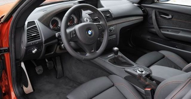 2012 BMW 1-Series Coupe 1M  第6張相片