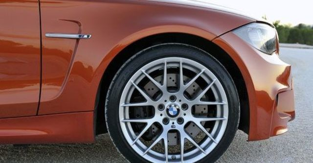 2012 BMW 1-Series Coupe 1M  第13張相片