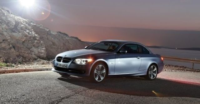 2012 BMW 3-Series Convertible 320i  第6張相片