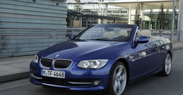 2012 BMW 3-Series Convertible 335i  第3張相片