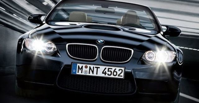 2012 BMW 3-Series Convertible M3  第4張相片