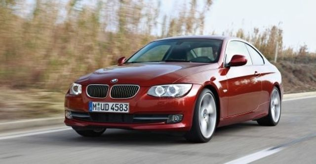 2012 BMW 3-Series Coupe 335i  第1張相片