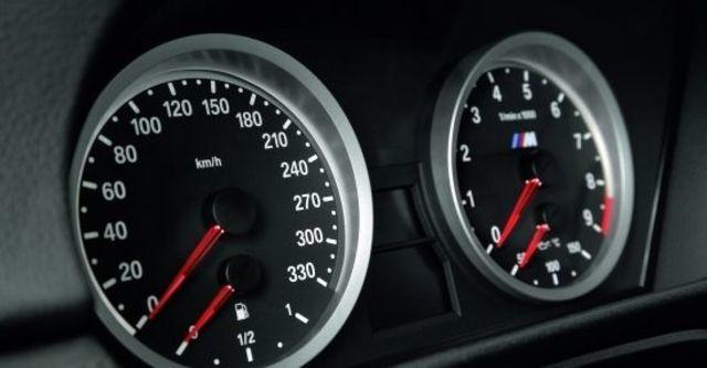 2012 BMW 3-Series Coupe M3  第5張相片
