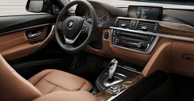 2012 BMW 3-Series Sedan 318d  第3張相片
