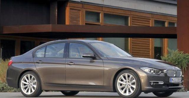 2012 BMW 3-Series Sedan 320d Luxury  第1張相片