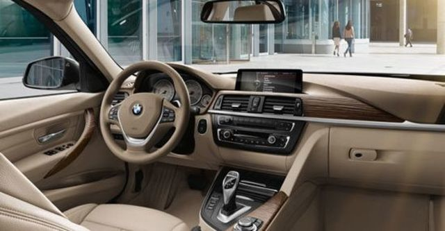 2012 BMW 3-Series Sedan 320d Luxury  第3張相片