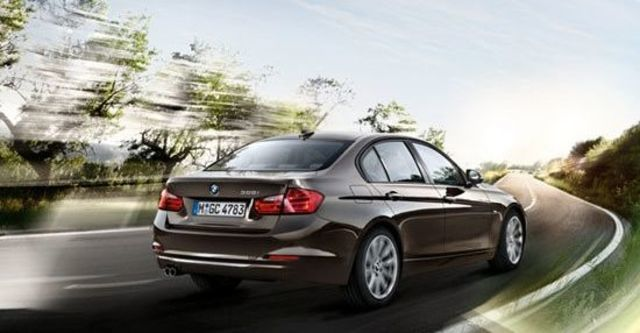 2012 BMW 3-Series Sedan 320d Luxury  第4張相片
