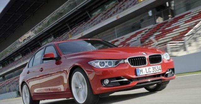 2012 BMW 3-Series Sedan 320i Sport  第1張相片