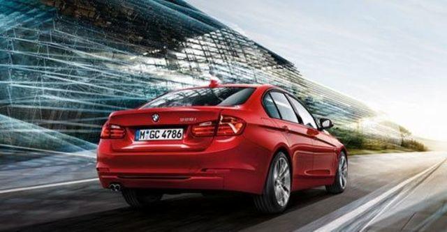 2012 BMW 3-Series Sedan 320i Sport  第3張相片