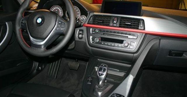 2012 BMW 3-Series Sedan 320i Sport  第8張相片