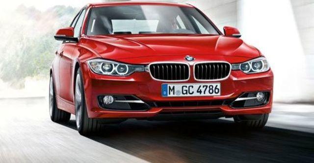 2012 BMW 3-Series Sedan 320i Sport  第11張相片