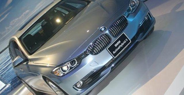 2012 BMW 3-Series Sedan ActiveHybrid 3 Luxury  第2張相片