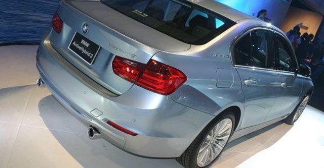 2012 BMW 3-Series Sedan ActiveHybrid 3 Luxury  第3張相片