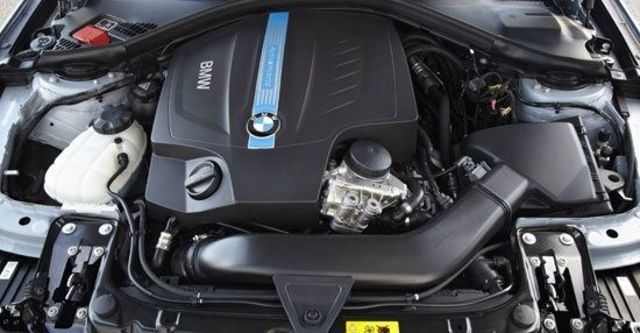 2012 BMW 3-Series Sedan ActiveHybrid 3 Luxury  第4張相片