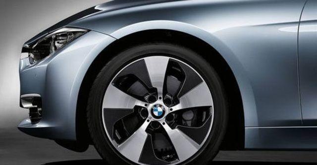 2012 BMW 3-Series Sedan ActiveHybrid 3 Luxury  第6張相片