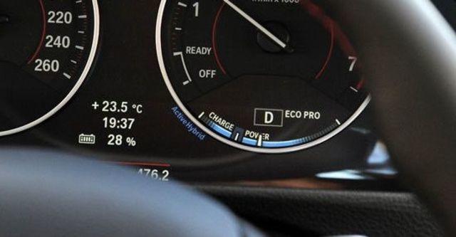2012 BMW 3-Series Sedan ActiveHybrid 3 Luxury  第9張相片