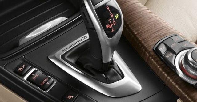 2012 BMW 3-Series Sedan ActiveHybrid 3 Luxury  第10張相片