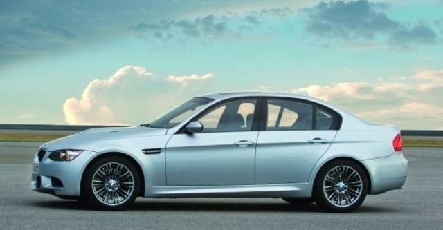 2012 BMW 3-Series Sedan M3  第4張相片