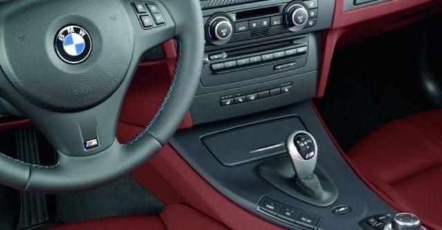 2012 BMW 3-Series Sedan M3  第8張相片