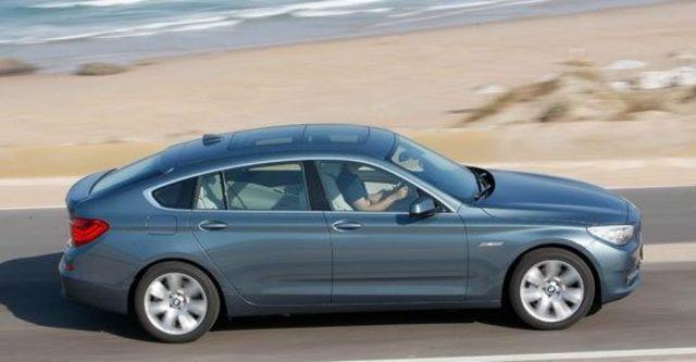 2012 BMW 5-Series GT 520d  第2張相片