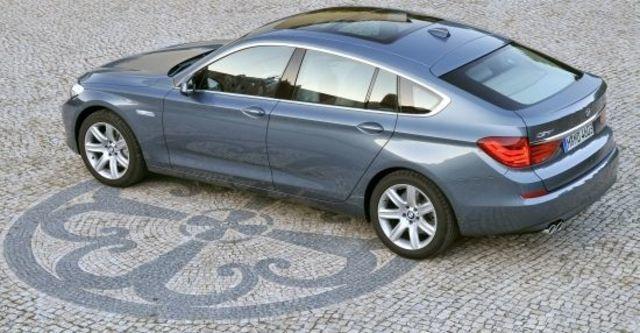 2012 BMW 5-Series GT 520d  第4張相片