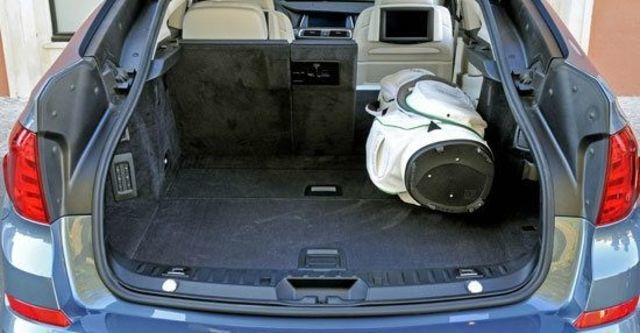 2012 BMW 5-Series GT 520d  第6張相片