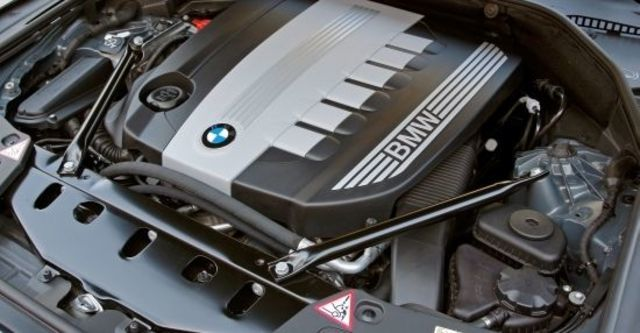 2012 BMW 5-Series GT 530d  第10張相片