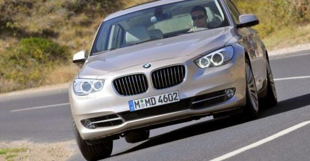 2012 BMW 5-Series GT 535i  第1張相片