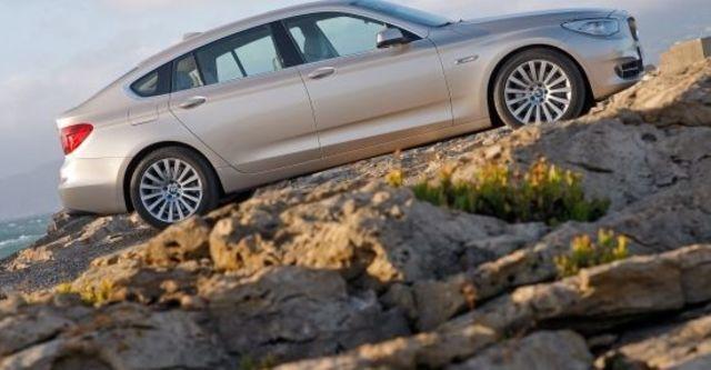2012 BMW 5-Series GT 535i  第4張相片
