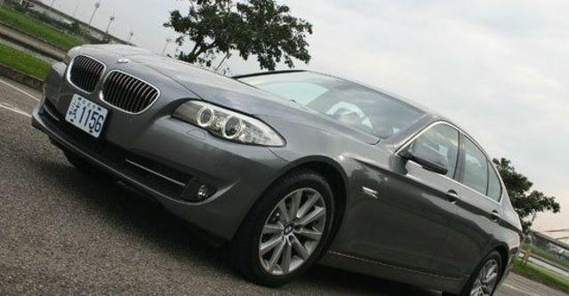 2012 BMW 5-Series Sedan 520d  第1張相片