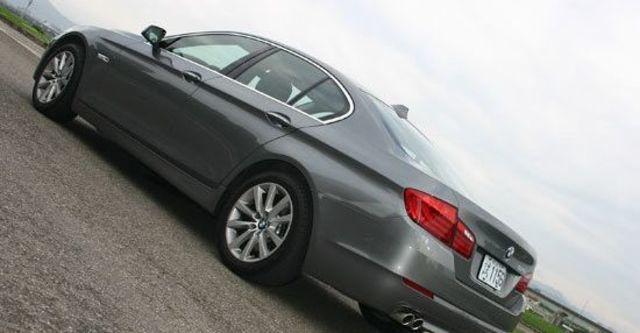 2012 BMW 5-Series Sedan 520d  第3張相片