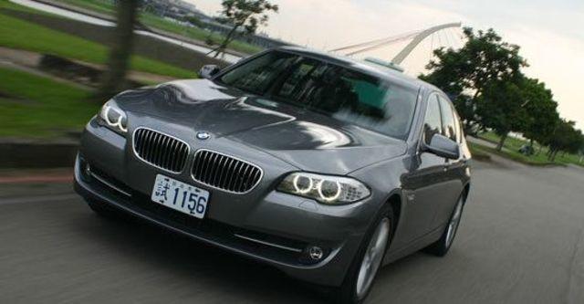 2012 BMW 5-Series Sedan 520d  第4張相片