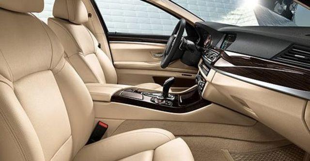 2012 BMW 5-Series Sedan 520d  第5張相片