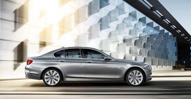 2012 BMW 5-Series Sedan 520i  第3張相片