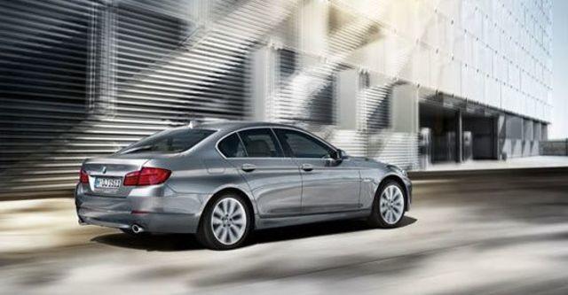 2012 BMW 5-Series Sedan 520i  第8張相片