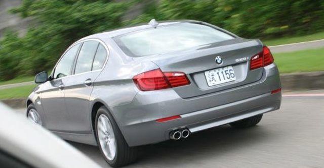 2012 BMW 5-Series Sedan 528i精英版  第10張相片