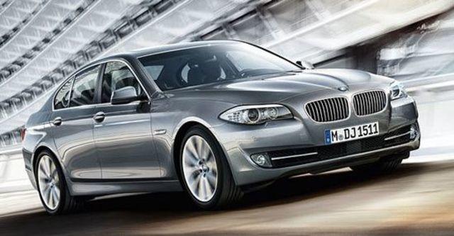 2012 BMW 5-Series Sedan 530d  第2張相片