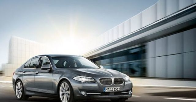 2012 BMW 5-Series Sedan 530i  第4張相片