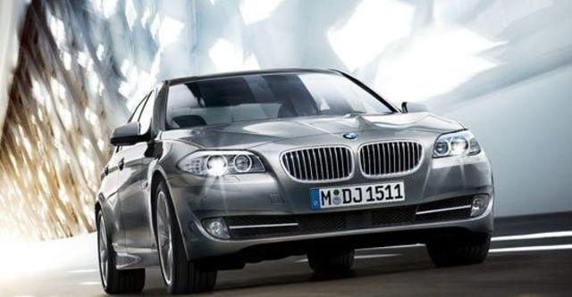 2012 BMW 5-Series Sedan 535d M Sports Package  第2張相片