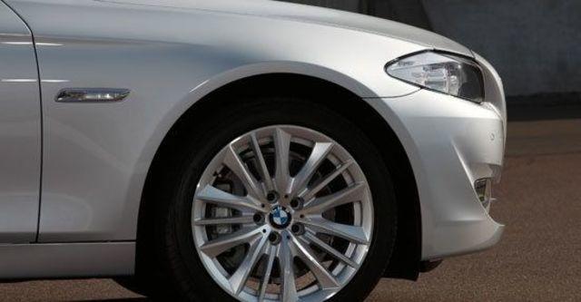 2012 BMW 5-Series Sedan 535d M Sports Package  第6張相片