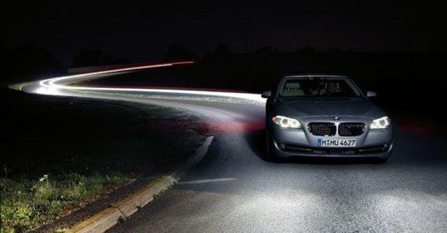 2012 BMW 5-Series Sedan 535i  第3張相片