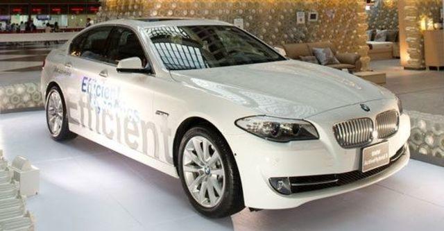 2012 BMW 5-Series Sedan ActiveHybrid 5  第2張相片